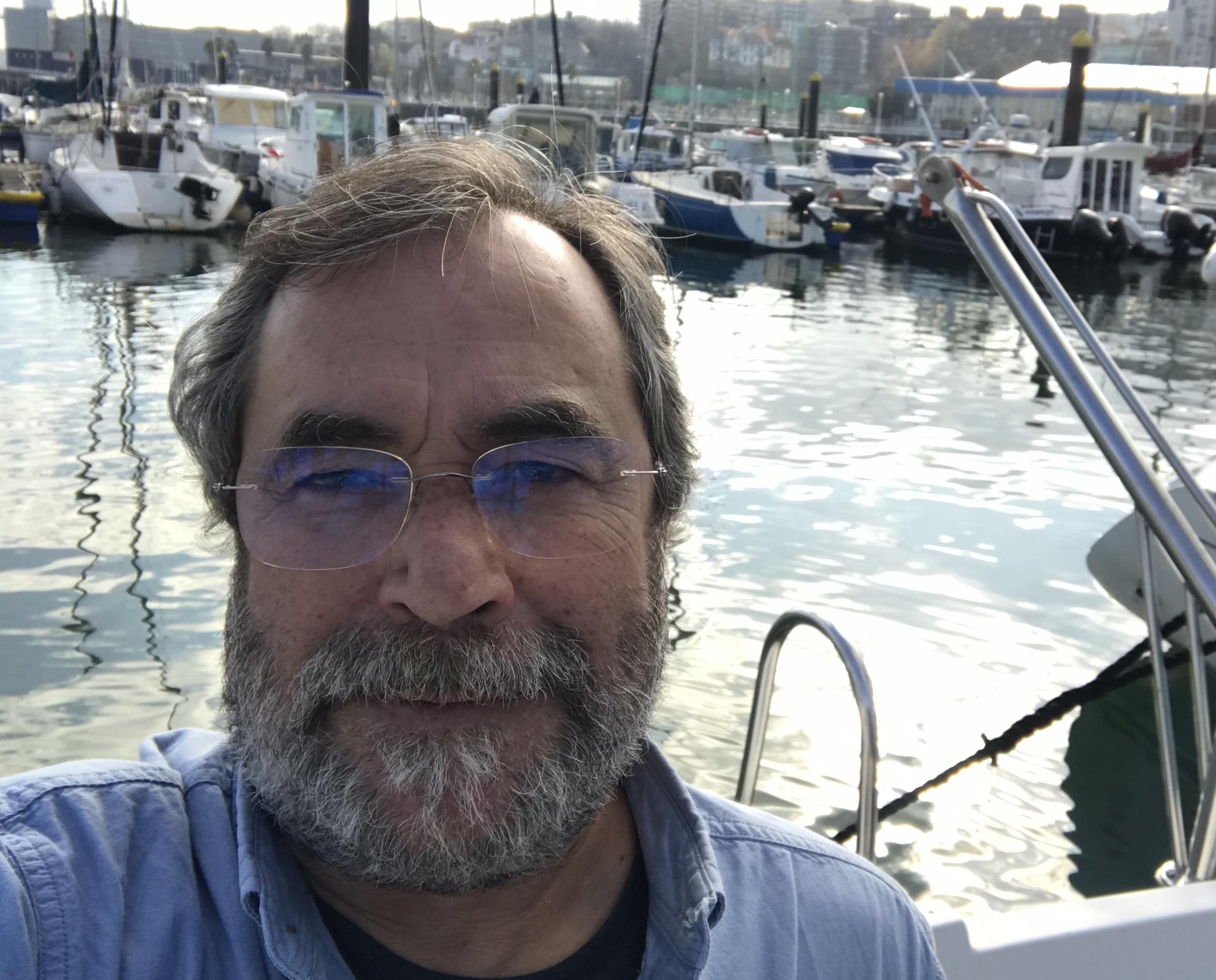 Photo of Prof Roberto Tejero 2020